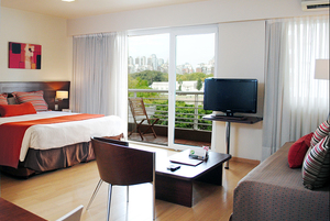 Apartamento Superior Triple King o Twin